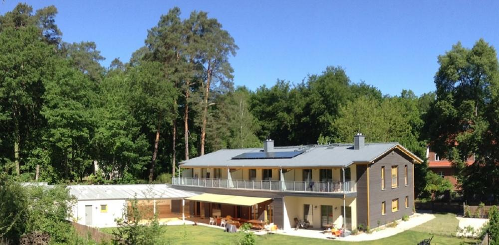 YOGAHAUS am Stechlinsee